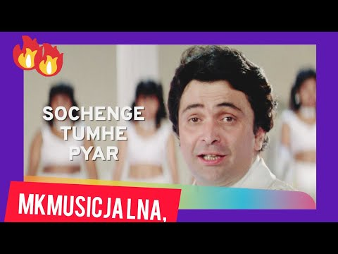 Sochenge Tumhe Pyaar Kare Ke Nahi , Deewana Song  Rishi Kapoo, Cover By Mahesh Kumar And Geeta,
