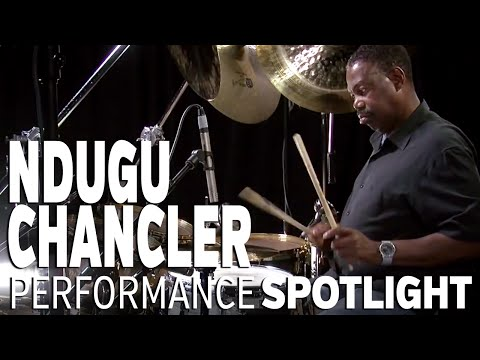 Performance Spotlight: Ndugu Chancler (part 2 of 2)