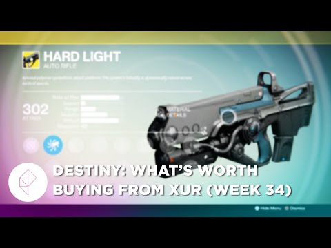 Here's what's worth buying from Destiny's Xur, May 1 - 3