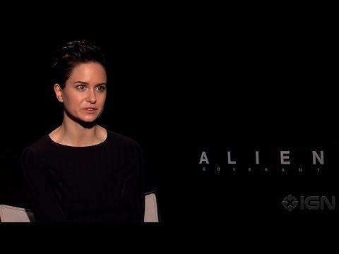 Alien: Covenant – feliratos interjú a film sztárjával