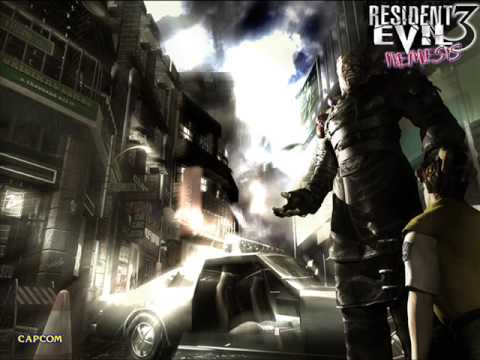 Resident evil 3 Nemesis OST CD 2 Part 3/5