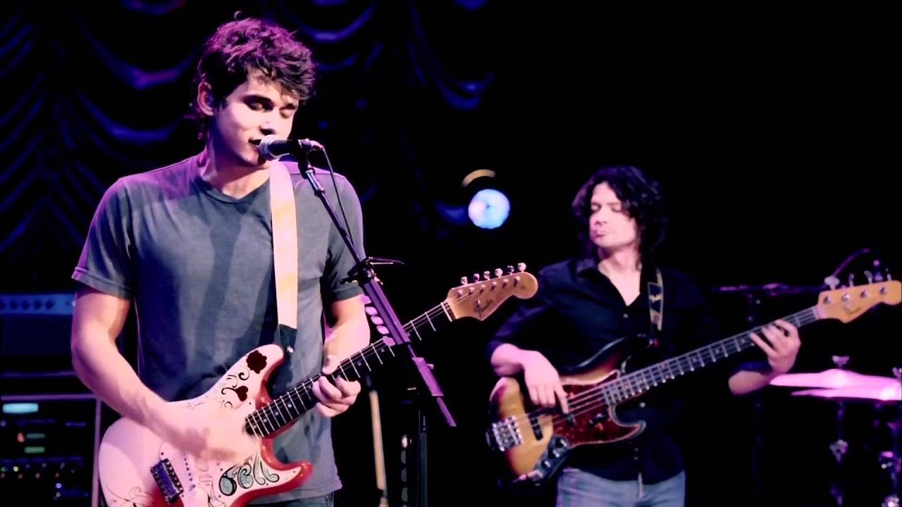 John Mayer Where Light