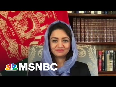 One-On-One With Outgoing Afghan Ambassador To U.S.