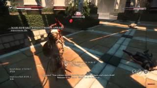 Ryse: Son of Roam Gladiator Gameplay
