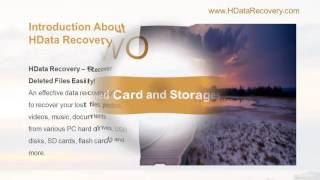 How to Recover Deleted Files from SD Card with Data Recovery Software