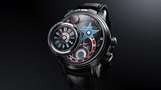 Harry Winston Opus14 Movie