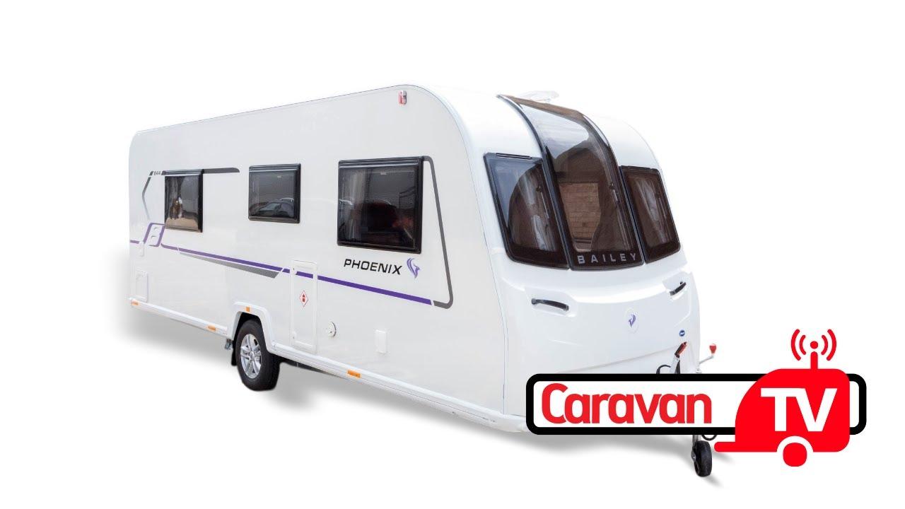 New Bailey Phoenix caravans launched for 2019
