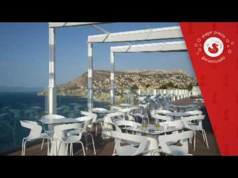 Hotel Bahía Calpe by Pierre & Vacances, Calpe - YouTube