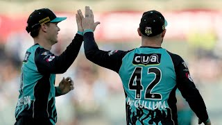 Courageous McCullum flies on the boundary in Adelaide
