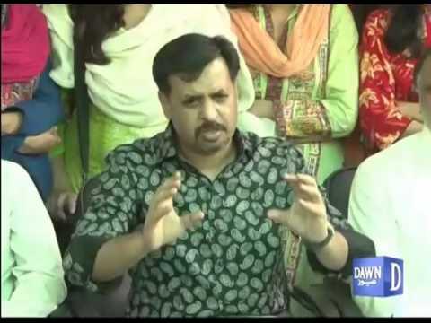 MQM leader Muhammad Raza joins Mustafa Kamal's PSP party