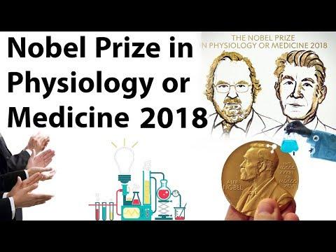 The Nobel Prize for Physiology and Medicine 2018 awarded to James P Allison & Tasuku Honjo