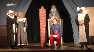 Gambar cover Otakar Brousek a operetní představení Mam´zelle Nitouche