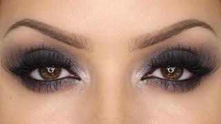 Charcoal Smokey Eyes & Soft Pink Lip | Jay Manuel Beauty | Shonagh Scott | ShowMe MakeUp