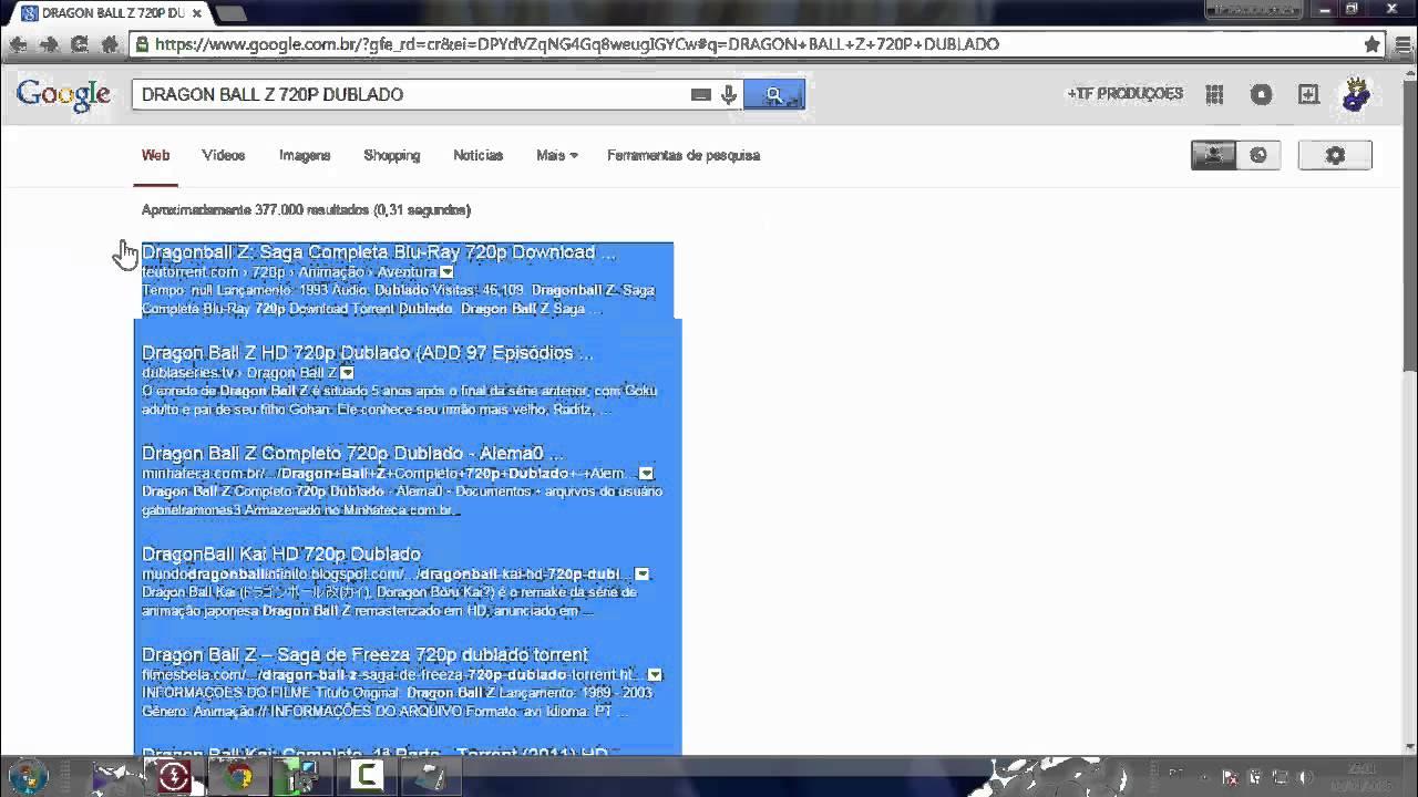 download dragon ball z saga majin boo dublado completo torrent