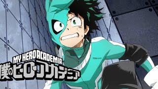 Anime, My Hero Academia, Episode 01, OmU