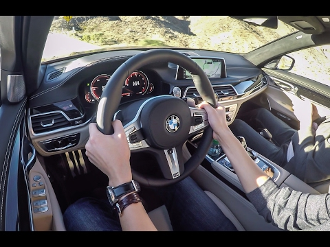 Want To Hear That Sweet V12 In The New M760li Here S Our