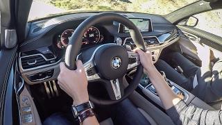 Exhaust Notes: 2018 BMW M760Li xDrive