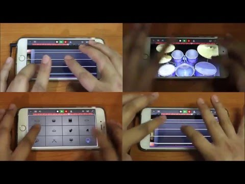 iPhone GarageBand Epic Music