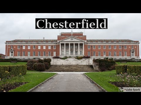 Travel Guide Chesterfield Derbyshire UK Pros And Cons Review