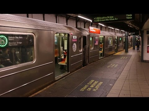 New York City Subway: IRT Lexington Avenue Line at 14th Street–Union Square