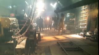 Porimoni Caught  Part-07   Rokto Bangla Movie Shooting   by NxtZen online
