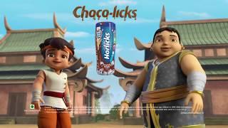 Chhota Bheem - Choco-lame las Delicias (Horlicks) Promo