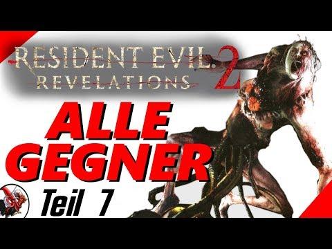 Alle Gegner und Bosse aus Resident Evil Revelations 2 - Resident Evil Lore