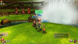 Wizard101: DEPRESSING BUT HILARIOUS 4V4 TOURNEY WITH CHARLIE