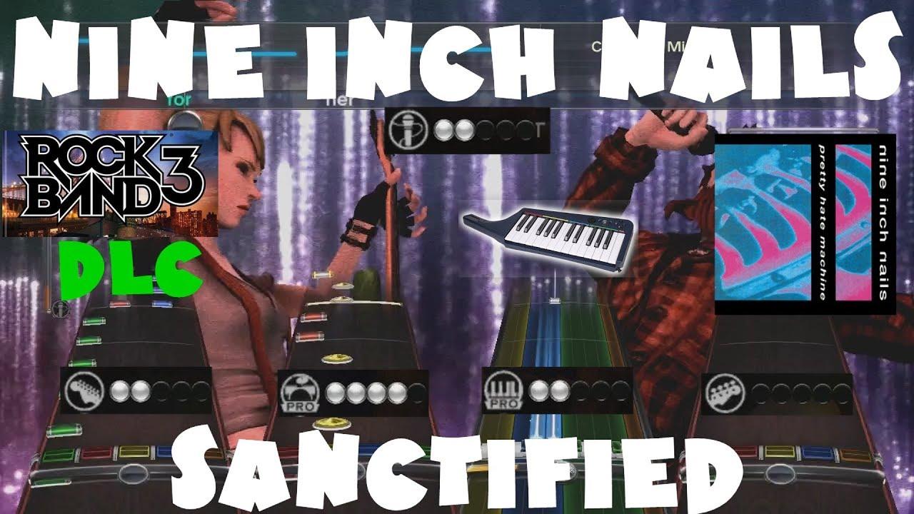 Keys) Nine Inch Nails - Sanctified - Rock Band 3 DLC Expert Full ...