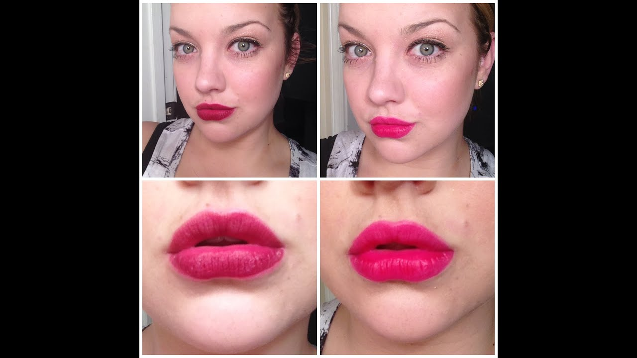 Smashing lips younique lip stain review youtube How to get rid of red lipstick stain