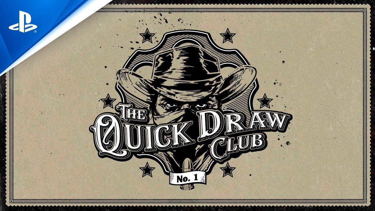 Red Dead Online | The Quick Draw Club No. 1 | PS4