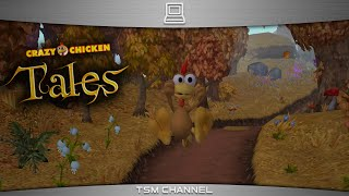 Crazy Chicken Tales : A Casual 3D Platformer Game