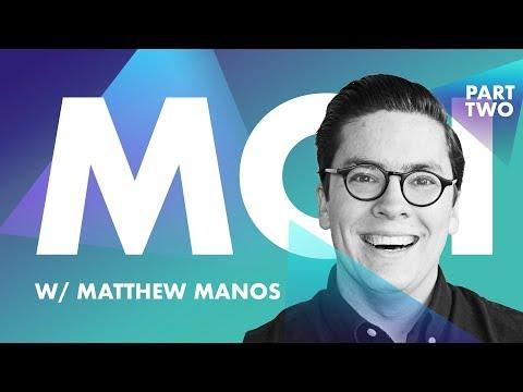Creating Models Of Impact w/ Matthew Manos Event Pt. 2/2