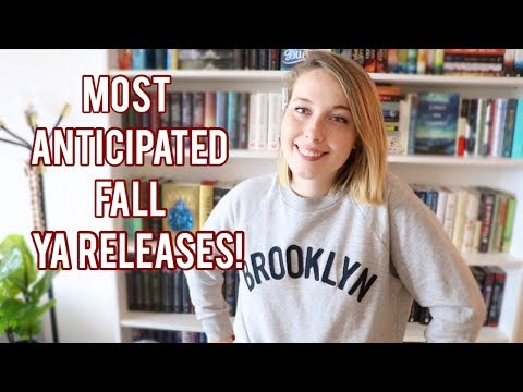Most Anticipated Fall YA Book Releases!