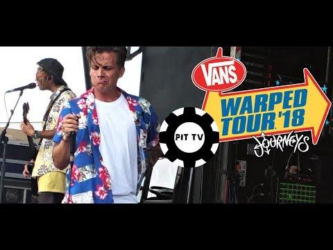 Broadside- Coffee Talk (live 2018 Vans Warped Tour)