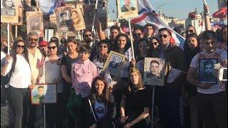 Ассирийцы.Ассирийский бессмертный полк.Наши герои.Assyrians.Our heroes.The Victory day!09/05/2018