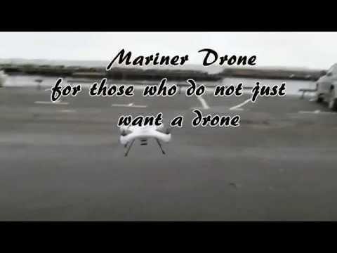 Mariner Drone Sweden 2015