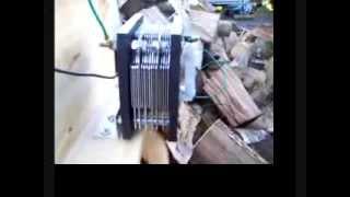 Generateur HHO Dry Cell pour gros moteurs, 4X4,Poids Lourds,Tracteurs,Bateaux, Groupes, etc...