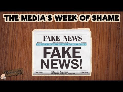 The Media's Week of Shame | The Andrew Klavan Show Ep. 511