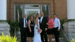 Amanda & Ryan Wedding - Videography Springfield Missouri - Sandhill Studios