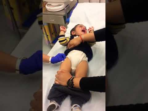 1 year old baby vaccination