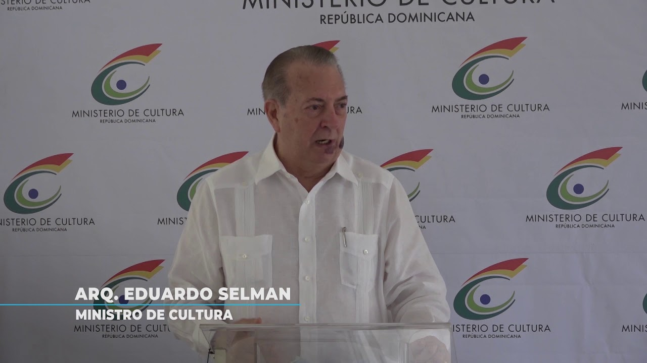 Ministerio de Cultura inaugura Centro Cultural María Montez de Barahona.