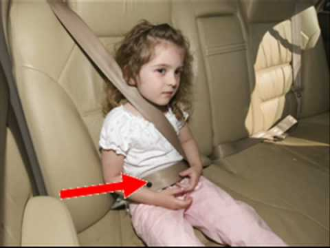 Booster Seat Safety and Use Story: English - YouTube