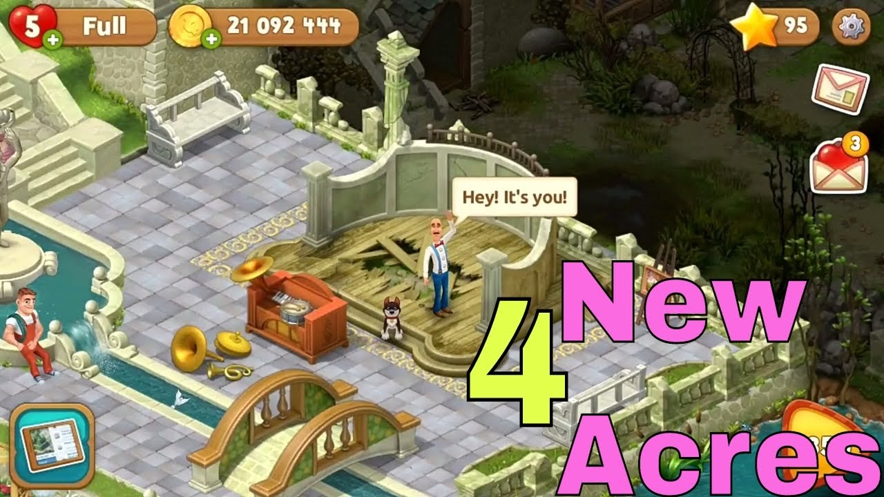 Gardenscapes New Acres Part 4 Complete Top Garden Designing Free Android Ios All Age People 39 S