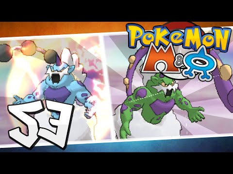 how to catch uxie omega ruby