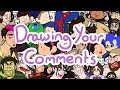 Drawing Your Comments 10 000 Subscribers Special mp3