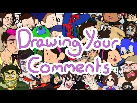 Drawing Your Comments! (10,000+ Subscribers Special!)