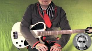 Play Bass Guitar With Tommy Goober 2015 - She Goes To Finos