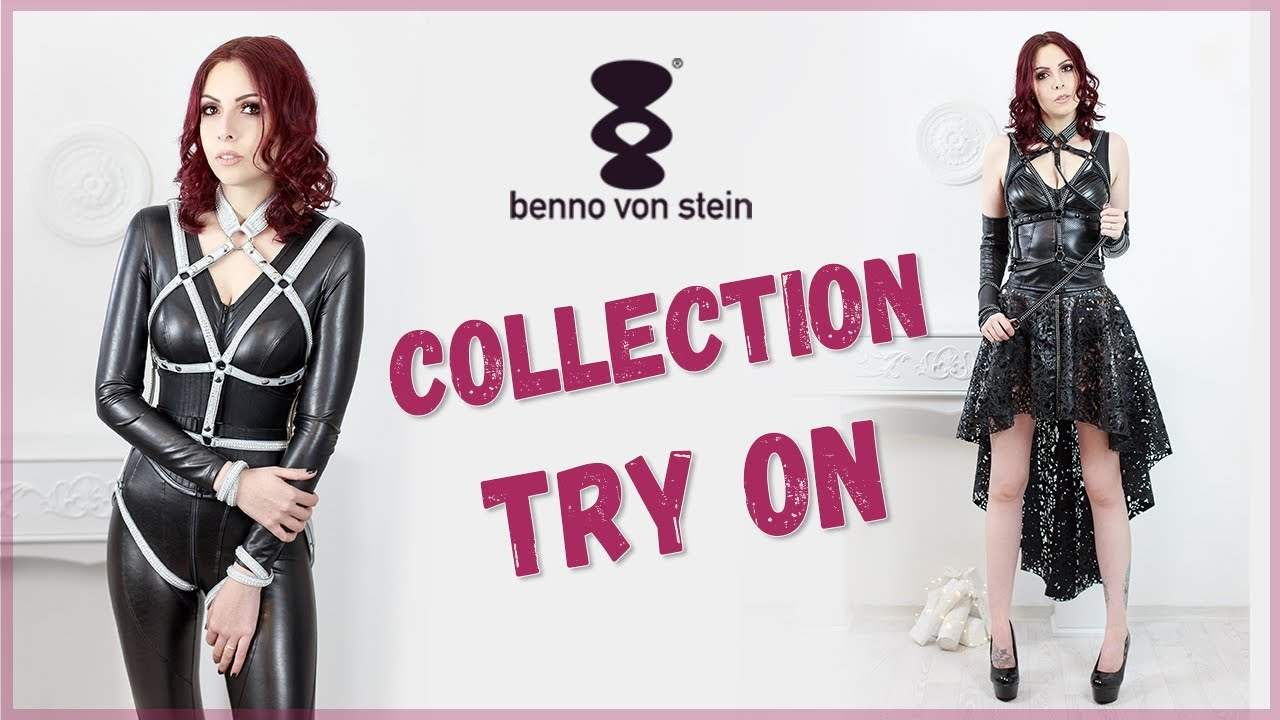 Collection Try On: Benno von Stein - Very Extra Party Outfits