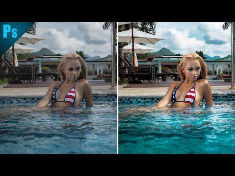 Как быстро улучшить фотографию в Фотошопе